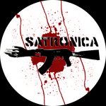 SATRONICA - Life Blood Pain Death (Front Cover)