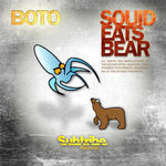 Squid Eats Bear