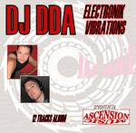 DJ DDA - Electronik Vibrations (Front Cover)