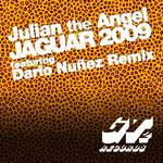 JULIAN THE ANGEL - Jaguar 2009 (Front Cover)