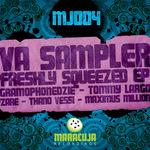 Maracuja's Fresh Sampler