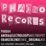 ANORA/ELECTRO LOOPS - Melting Pot (Front Cover)