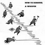How To Re-Model A Whisper