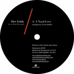 HOT TODDY feat RON BASEJAM - I Need Love (Front Cover)