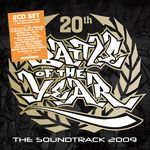 International Battle Of The Year 2009: The Soundtrack 2009 (unmixed tracks)