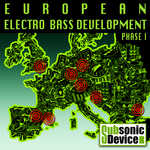 European Electro Bass Development: Phase I (unmixed tracks)