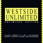 VARIOUS - Westside Unlimited (unmixed tracks) (Front Cover)