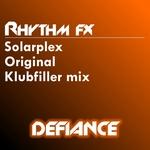 RHYTHM FX - Solarplex (Front Cover)