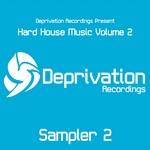 JP & JUKESY vs PETE WARDMAN - Hard House Muisc: Volume 2 (Sampler 2) (Front Cover)