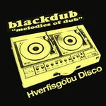 BLACKDUB - Melodies Of Dub (Back Cover)