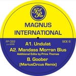 MAGNUS INTERNATIONAL - Undulat (Front Cover)