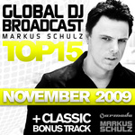 Global DJ Broadcast Top 15: November 2009