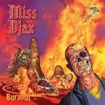 MISS DJAX - Burnout (Front Cover)
