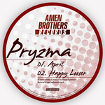 PRYZMA - April (Front Cover)