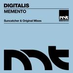 DIGITALIS - Memento (Front Cover)