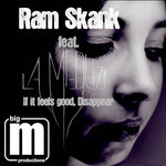 RAM SKANK feat LAMEDUZA - If It Feels Good Disappear (Front Cover)