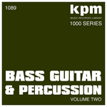 KPM 1000 Series: Bass Guitar & Percussion Volume 2
