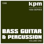 KPM 1000 Series: Bass Guitar & Percussion Vol 1