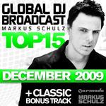 Global DJ Broadcast Top 15: December 2009 (unmixed tracks)
