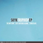 SKYK - Trip Hop EP (Front Cover)