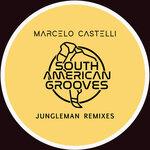 CASTELLI, Marcelo - Jungleman (2009 remixes) (Front Cover)