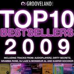 Top 10 Bestsellers 2009 (unmixed tracks)
