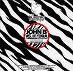 JOHN B vs HYDRA - On A Mission (John B remixes) (Front Cover)