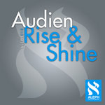 AUDIEN - Rise & Shine (Front Cover)