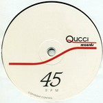 VARIOUS - Qucci Qollectables (unmixed tracks) (Back Cover)