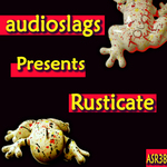 AUDIOSLAGS - Rusticate (Front Cover)