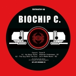 BIOCHIP C - Antimatter EP (Front Cover)