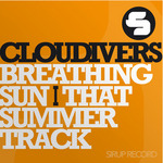 CLOUDIVERS - Breathing Sun EP (Front Cover)