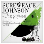 SCREWFACE JOHNSON - Jagajeet (Front Cover)