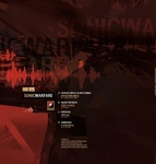 VICIOUS CIRCLE/NOCTURNAL/SILENT WITNESS/SURVIVAL/SUNCHASE - Sonic Warfare (Back Cover)
