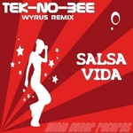 TEK NO BEE - Salsa Vida (Front Cover)