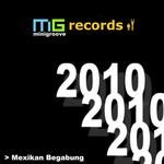 Mexikan Begabung 2010 EP