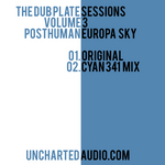 POSTHUMAN - Europa Sky (Front Cover)