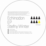 STEFNY - Echinodon EP (Front Cover)