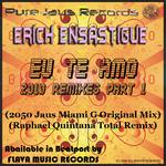 Eu Te Amo (2010 remixes)