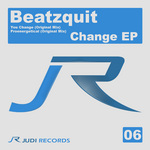 BEATZQUIT - Change EP (Front Cover)