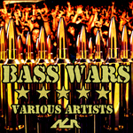VARIOUS - Bass Wars (Front Cover)