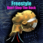 FREESTYLE - Don't Stop The Rock (re-recorded/remastered) (Front Cover)