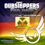 VARIOUS - Dubsteppers For Haiti: Volume One (Front Cover)