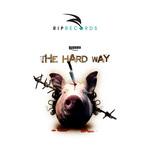 DJANNY - The Hardway (Front Cover)