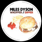DYSON, Miles - Whopper (Front Cover)