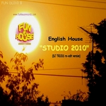 ENGLISH HOUSE - Studio 2010 (Front Cover)