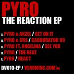 PYRO/AKZEL/CRS - The Reaction EP (Front Cover)