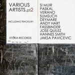 VARIOUS - Various Artists Part 2 (Front Cover)