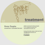 DOUGLAS, Kenny - Transformer (Front Cover)