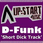 D FUNK - Short Dick Track (remixes) (Front Cover)